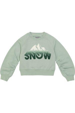 Il gufo Piger Sweatshirts - Printed cotton sweatshirt