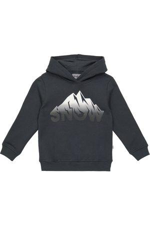 Il gufo Drenge Sweatshirts - Printed cotton hoodie
