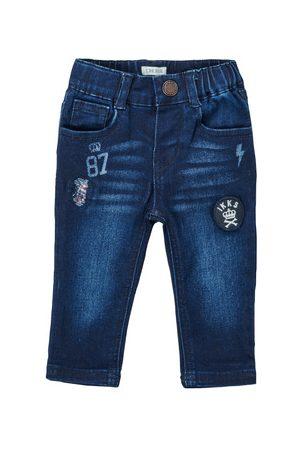 Ikks Lige jeans ACIER