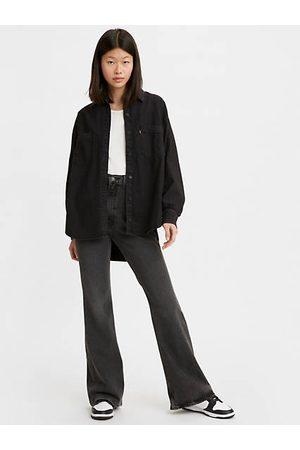 Levi's 70'er jeans med høj pasform og svaj