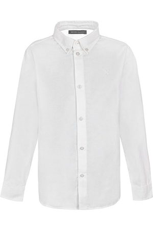 Bruuns Bazaar Skjorte - Kaj-Holger - Off White