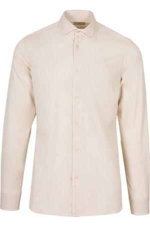Scalpers Mænd Langærmede skjorter - Skjorte 'Seatle