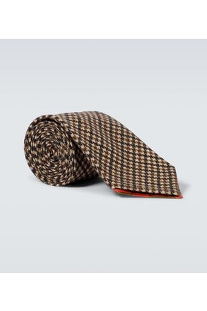 BRAM Bonassola wool tie