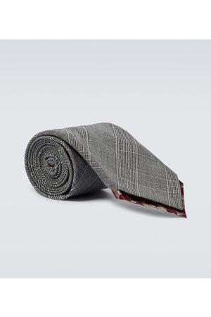 BRAM Portovenere wool tie