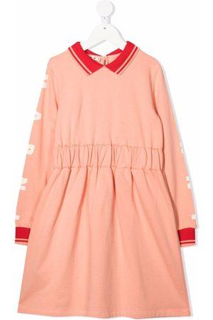 Marni Kids Piger Kjoler - Polo-kjole med logotryk