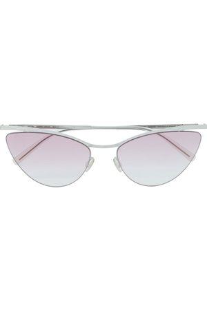 Mykita Mizuho solbriller med cat-eye-stel