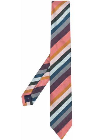 PAUL SMITH Mænd Slips - Silkeslips med diagonale striber
