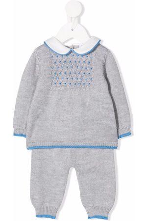 SIOLA Baby Bodies - Strikket babydragt-sæt