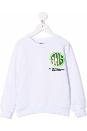Gcds Kids Drenge Sweatshirts - Sweatshirt med logotryk