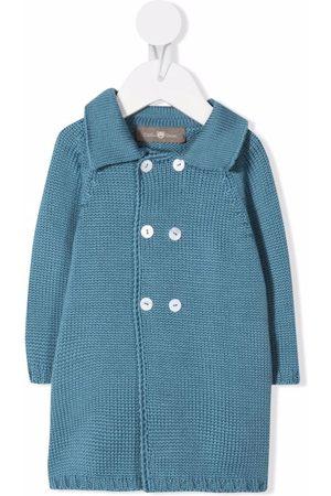 Little Bear Baby Vinterfrakker - Dobbeltradet frakke i uldstrik