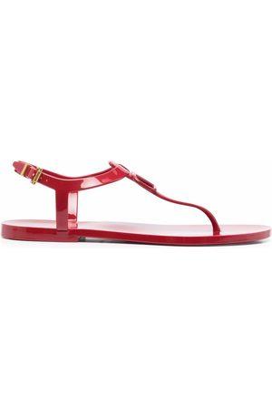 Valentino Garavani Kvinder Sandaler - Flade VLOGO signatur-sandaler