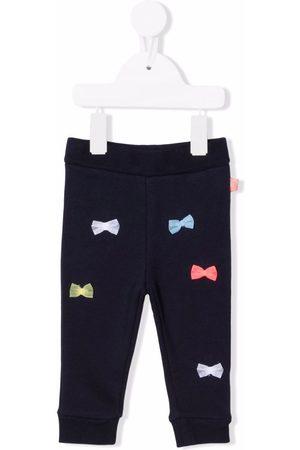 Billieblush Baby Leggings - Leggings i bomuldsblanding med sløjfedetalje