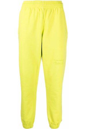 Martine Rose Mænd Joggingbukser - Hybrid joggingbukser med elastik i taljen