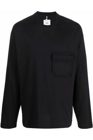 OAMC Langærmet T-shirt med brystlomme