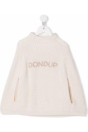 Dondup Kids Trøje med broderet logo