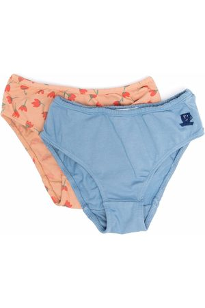 Bobo Choses Piger Bukser - Blomstrede bukser, 2-pak