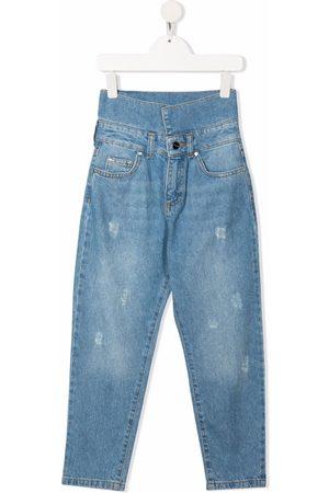 Pinko Kids Piger Jeans - Højtaljede jeans
