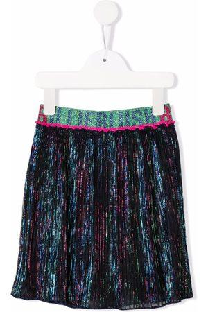 Billieblush Nederdel med logobånd i taljen og glitter