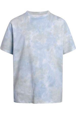 Grunt Kortærmede - T-shirt - Ditlev Tai - Blå/