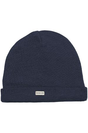 Racing Kids Huer - Hue - Uld/Bomuld - 2-lags - Classic Navy