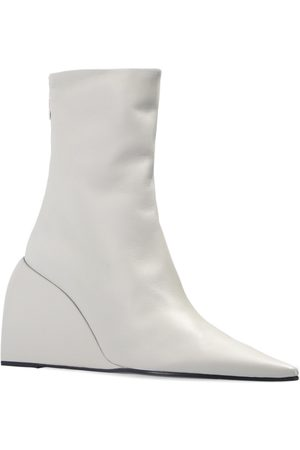 Off White Wedge shoes
