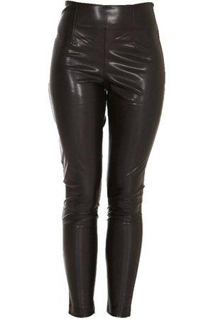 Twin-Set Kvinder Leggings - LEGGINGS SIMILPELLE 212TP2095