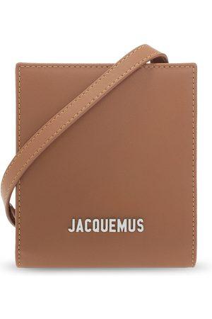 Jacquemus Le Gadjo wallet with strap