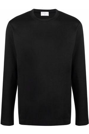 Fedeli Mænd Langærmede - Langærmet T-shirt med rund hals