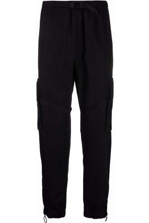 Off-White ARROW COTTON CARGO PANT BLACK BLACK