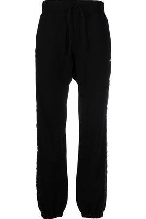 UNDERCOVER Mænd Joggingbukser - Joggingbukser med brede ben og tonet kant