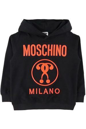 Moschino Sweatshirts - Hættetrøje - Black/