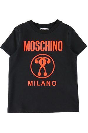 Moschino Kortærmede - T-Shirt - Black/