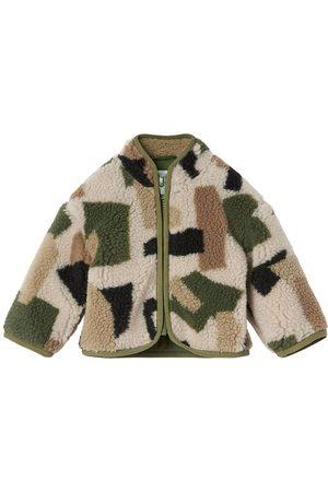 Stella McCartney Sommerjakker - Jakke - Plys - Military Camo