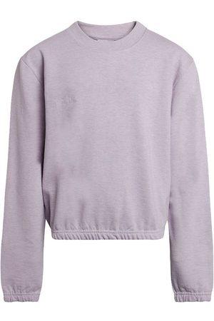 Grunt Sweatshirts - Sweatshirt - Joan - Violet
