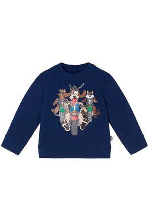 Stella McCartney Sweatshirts - Sweatshirt - Fleece - Doggie Riders - Dark