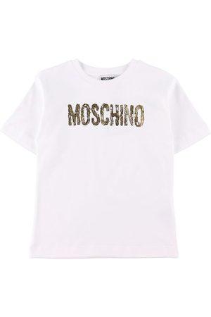 Moschino Kortærmede - Maxi T-Shirt - Optical White