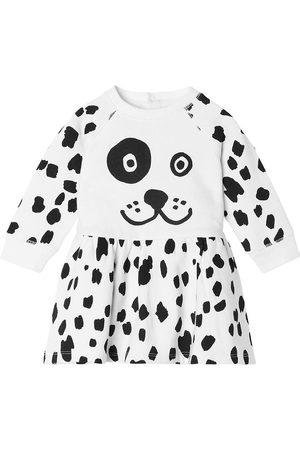 Stella McCartney Kjoler - Kjole - Spotty Dog - Fleece - Dalmatian