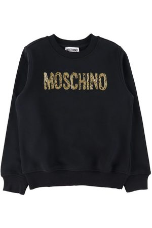 Moschino Bluser - Bluse - Black/Gold