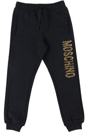 Moschino Joggingbukser - Joggingbukser - Black/Gold