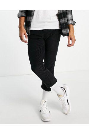Another Influence Sorte bukser med lommer foran