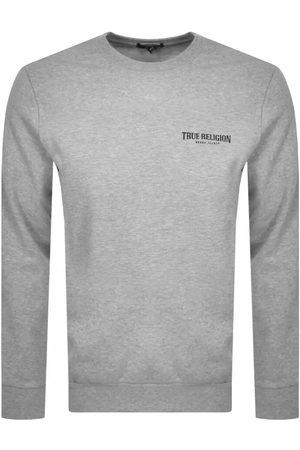 True Religion Mænd Sweatshirts - Crew Neck Sweatshirt