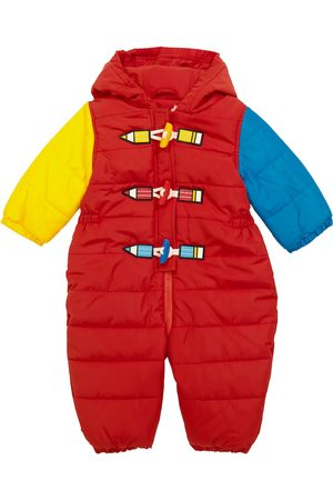 Stella McCartney Baby quilted snowsuit