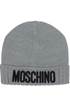 Moschino Huer - Hue - Strik - Grey Melange