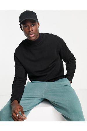 ASOS DESIGN Rullekrave sweatshirt