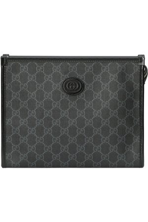 Gucci Beauty case with Interlocking G