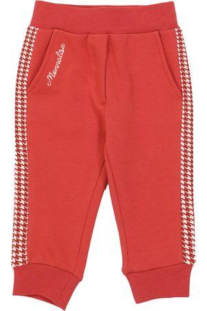 Monnalisa Stretch-cotton sweatpants