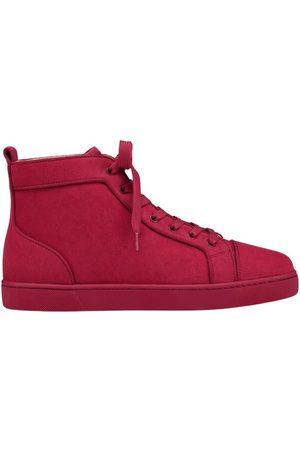 Christian Louboutin Louis Orlato High-Top Sneakers