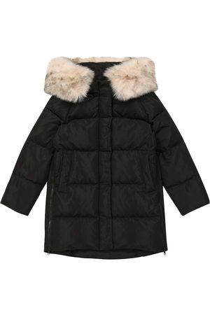 Monnalisa Long down jacket