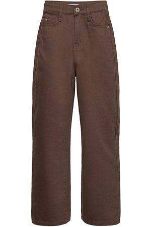 Grunt Wide Leg Choco Jeans Jeans