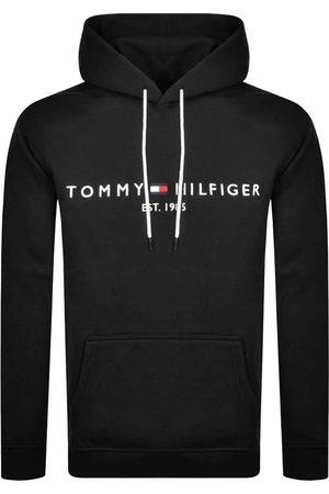 Tommy Hilfiger Mænd Sweatshirts - Logo Pullover Hoodie